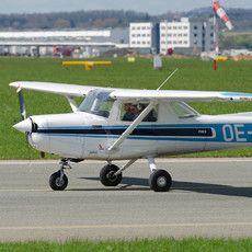 Cessna 152 - 1 persona + Equipaje