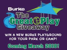 Burke Great Play Giveaway