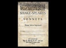 Sonnetten van Shakespeare