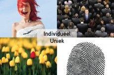 Individueel / Uniek