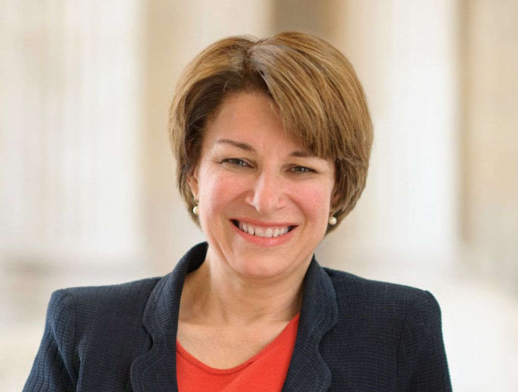 "Picture for choice ""Amy Klobuchar"""