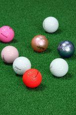 Golfbollar
