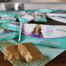 Cinnamon Cashew Crunch