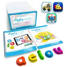 Tiggly Words Education (5 sets): $199.00