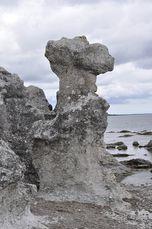 Vid stränder på Gotland