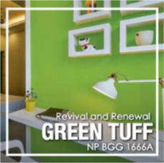 Green Tuff