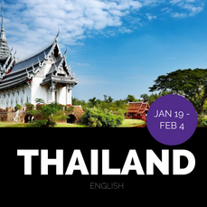 Bangkok (Jan 19 - Feb 4, 2019)