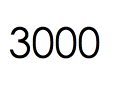 3.000 stuks. €450,- ex btw.