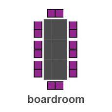 Standard boardroom