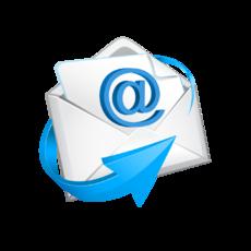 I prefer email.