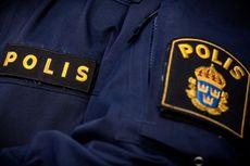 Han är polis.