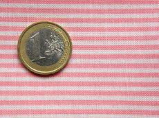 Righe bianche e rosa