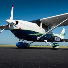 Cessna 172 - 2 personas + Equipaje