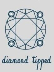 Diamond Tipped