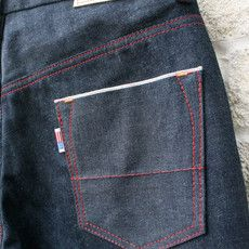 SELVAGE EDGE FINISH