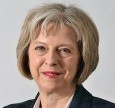 Theresa May, Storbritannien