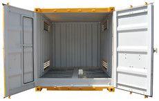 Hazardous Goods Storage