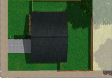 Corner Lot Front & Backyard (5000-6000 sq ft)