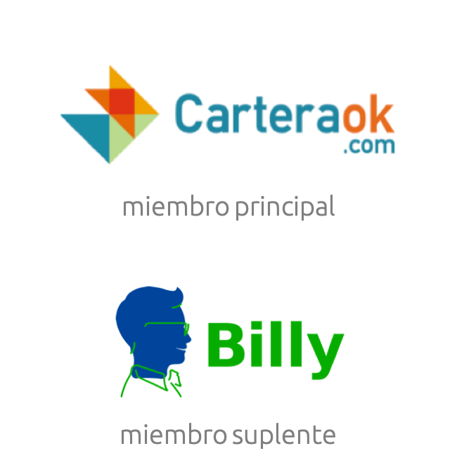 """Picture for choice """"CarteraOK (p) + Billy by Facturex (s)"""""""