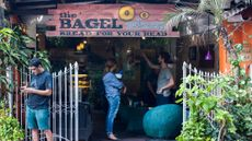 The Bagel Shop Bandra, Mumbai
