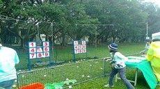 九宮格投球趣味活動