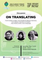 "Discussion ""On Translating"""