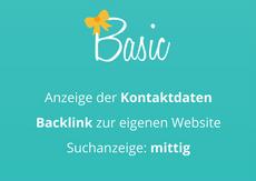 Basic Eintrag (9,99€/Monat)