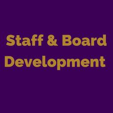 I need assistance related to recruiting staff/board members that align with my organization's mission.