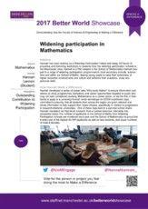 Hannah Lennon - Widening Participation