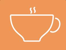 Big Cappuccino Cup