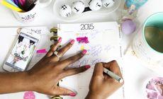 Planner/Organized Mess