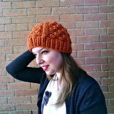 Wild Bramble Hat