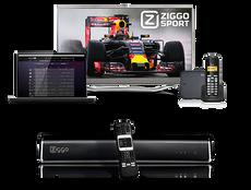 Ziggo Max t.w.v. €50 (eerste 6 maanden €34,95 daarna €82,50)