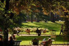 Saint Germain des Prés & Luxembourg garden