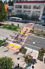 wider crosswalks