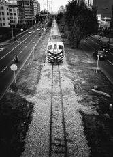 """""""Don't change your path, let that train go"""" Juan Sebastian Suarez Montaña"""