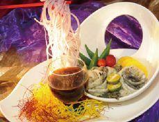 王朝活魚餐廳─和風魚皮