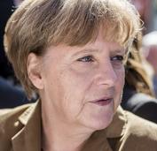 Angela Merkel, Tyskland