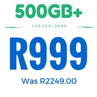 Premium Business Capped 500GB (CWPBC500)