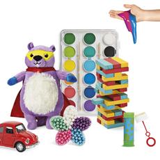 Brinquedos e produtos para crianças