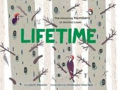 Lifetime: The Amazing Numbers in Animals' Lives by Lita Schaefer