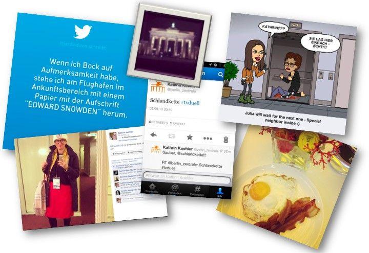 Bild zu Frage Welche meiner Beiträge auf meiner Homepage, bei Facebook, Twitter, Instagram, G+, Foursquare, Snapchat etc pp. liest Du am liebsten?
