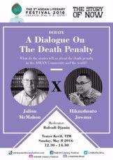 "Debate: Julian McMahon Vs Hikmahanto Juwana  ""A Dialogue On The Death Penalty"""