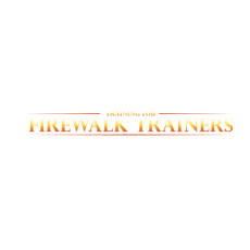 TRAINE FOR FIREWALK TRAINERS