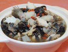 水源地餐廳─養生鱘龍魚鍋