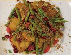 新龍泉花園餐廳─避風塘活魚