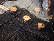 HANDMADE COPPER BUTTONS- ONLY IF YOU SELECTED THE $15USD HANDMADE COPPER BUTTON OPTION