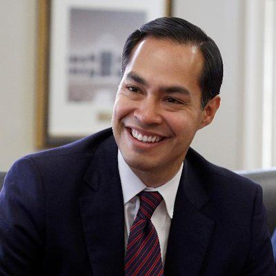 "Picture for choice ""Julian Castro"""