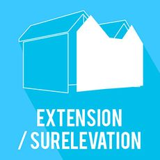 surélévation / extension
