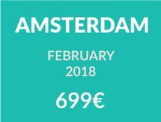 Amsterdam - Feb. 17